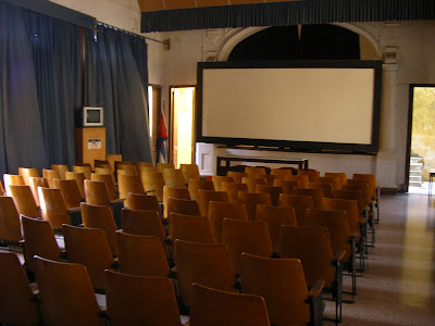 Obiective turistice Cuba: cinema in Trinidad