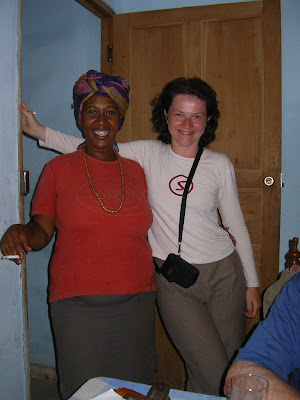 Mancare Cuba: paladares Trinidad
