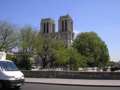 Imagini Franta: Notre Dame Paris