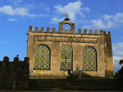 Imagini Etiopia: Sf. Maria din Sion, Aksum,