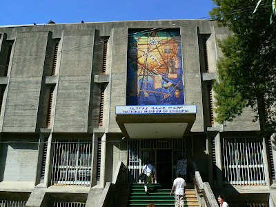 Imagini Etiopia: National Museum of Ethiopia Addis Ababa