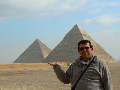 Obiective turistice Egipt: Piramide Cairo
