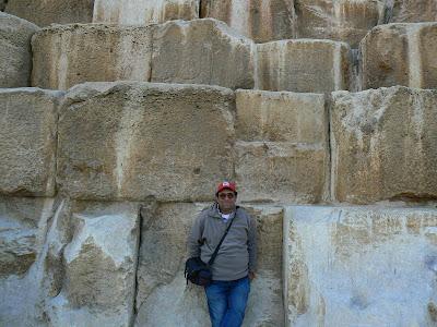 Imagini Egipt: piramide Cairo