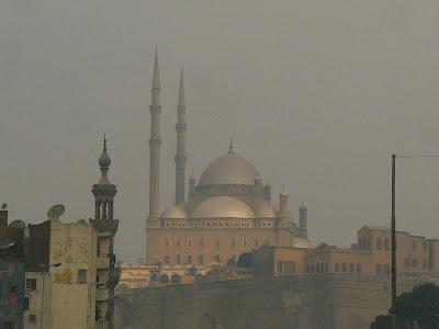 Obiective turistice Egipt: moscheea Mohammed Ali Cairo
