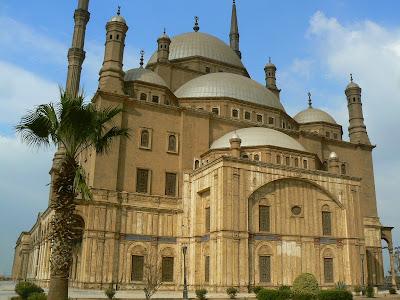 Imagini Egipt: moscheea Mohammed Ali Cairo