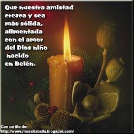 Esta  tarjetita es del blog de Mocita bella ♥!!!