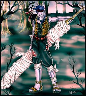 Kisame Hoshigaki | Naruto
