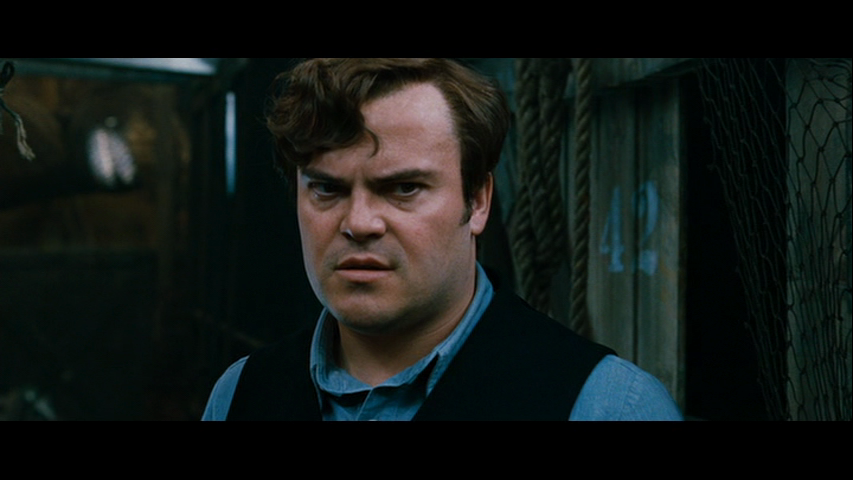 KING KONG - JACK BLACK