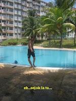 Port Dickson; Pantai Telok Kemang; Cocobay Apartment; Pantai Purnama, cuti-cuti Malaysia