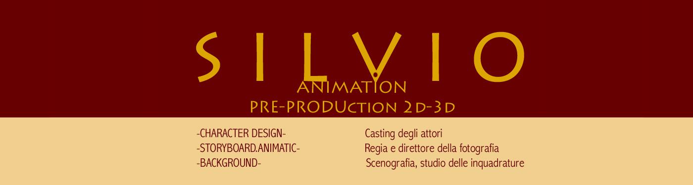 Silvio animation