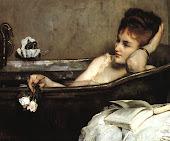The Bath (Alfred Stevens, 1867)