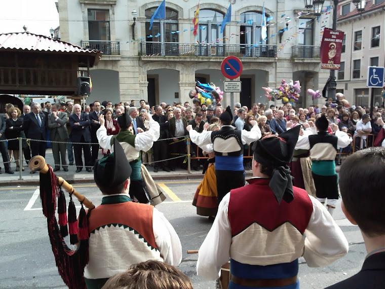 Güevos Pintos 2010