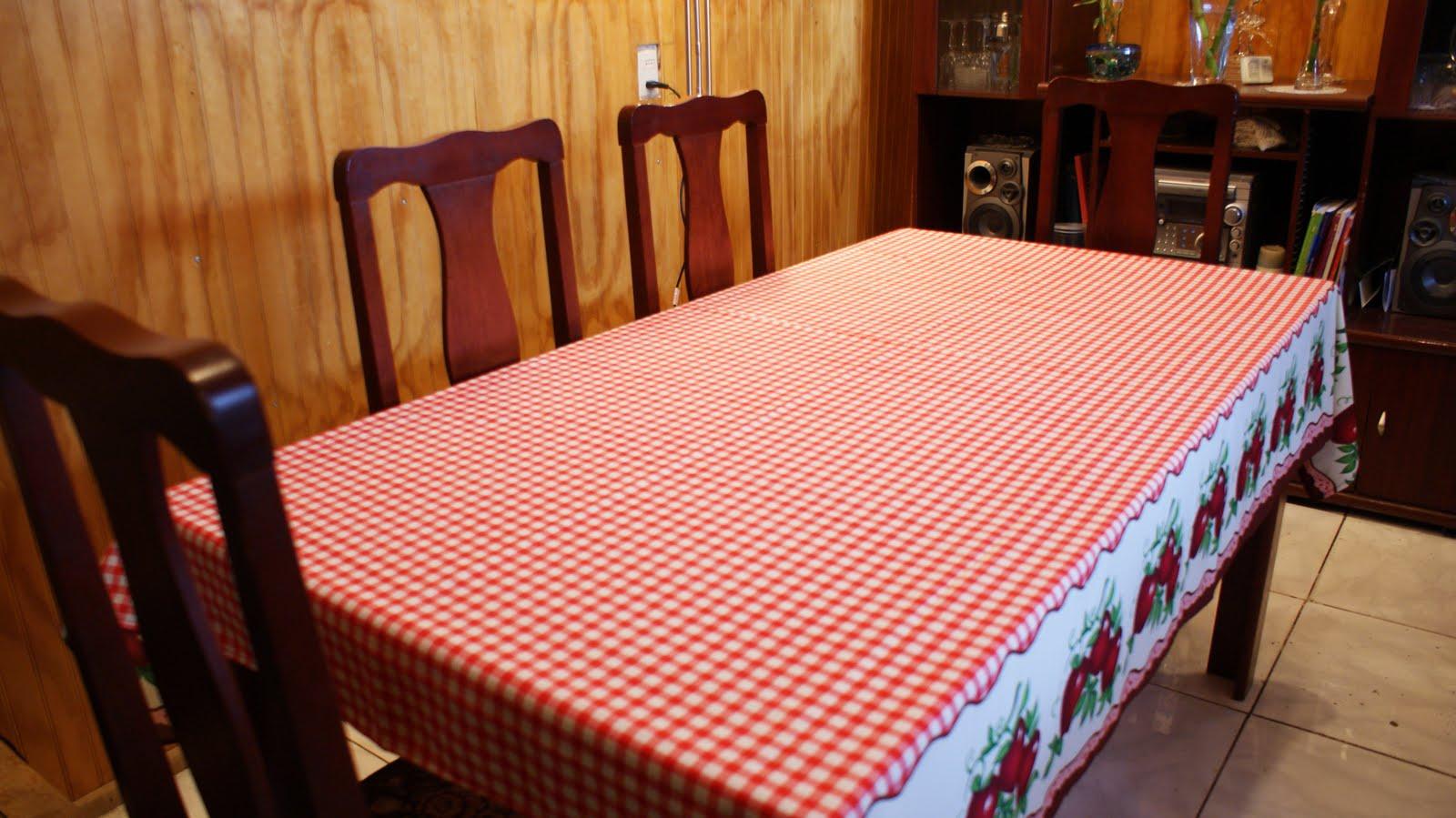 Manteles teresita h ntsch s mantel de mesa rectangular dise o 05 - Mantel para mesa exterior ...
