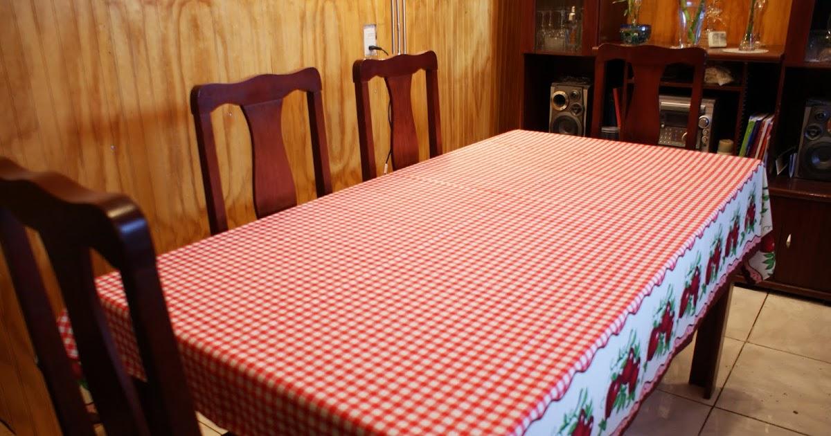 Manteles teresita h ntsch s mantel de mesa rectangular - Manteles mesa rectangular ...