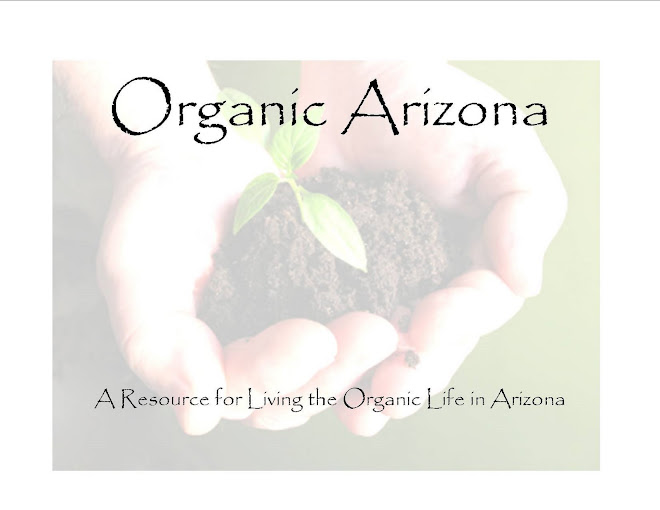 Organic Arizona  - Resource for all things organic in Arizona