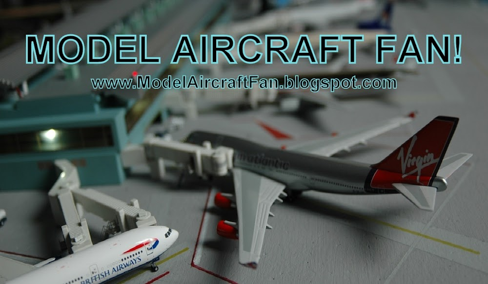 MODEL AIRCRAFT FAN!