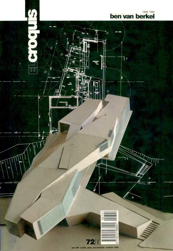 Architecture landscape el croquis 72 i ben van for El croquis pdf