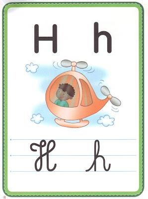 ALFABETO+LETRA+H A PEDIDOS: + UM ALFABETO ILUSTRADO! para crianças