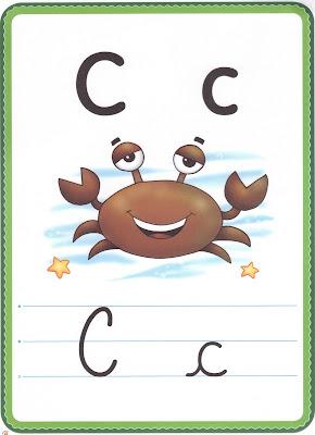 ALFABETO+LETRA+C A PEDIDOS: + UM ALFABETO ILUSTRADO! para crianças