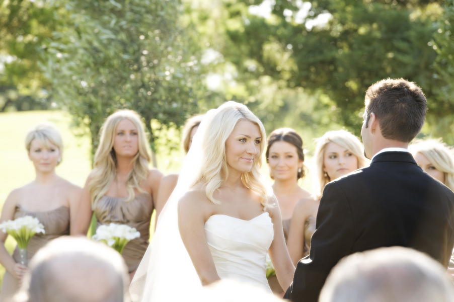 Real Wedding: Holly and Jordan | Glamour & Grace