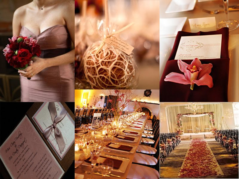 wishing for fall weddings