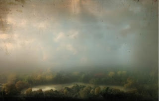 Works by Kim Keever