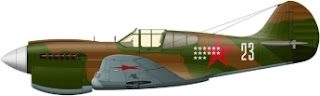 The P-40 in Soviet Aviation