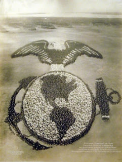 Living Emblem of the United States Marines