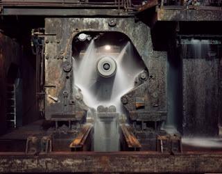 Terry Evans: Steel