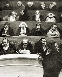 Le Ventre législatif