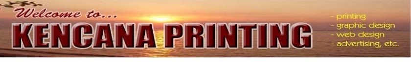 kencana printing