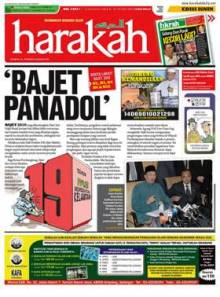 e-Paper Harakah