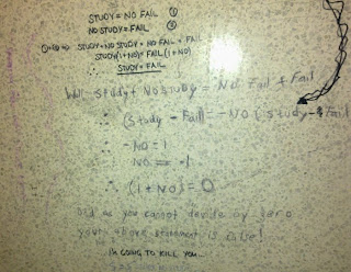 Bathroom Maths - funny other