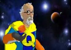 Dr. Quantum...