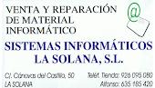 Sistemas Informaticos La Solana