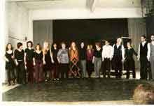Primer Elenco, año 2002