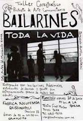 Bailarines en FRAY MOCHO