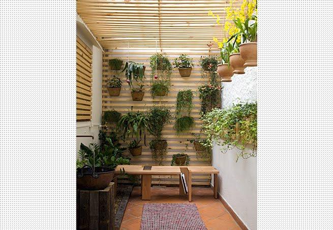 trelica bambu jardim : trelica bambu jardim:Sítio da Cris: Hortas e jardins: aproveitamento de espaços II