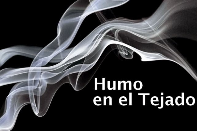 HUMO EN EL TEJADO
