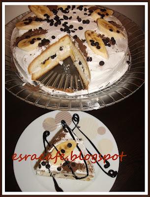 Muzlu & Damla Çikolatalı Pasta