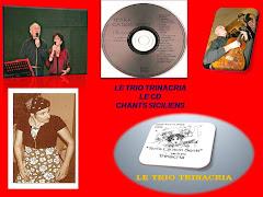 LE CD - 24 chansons siciliennes