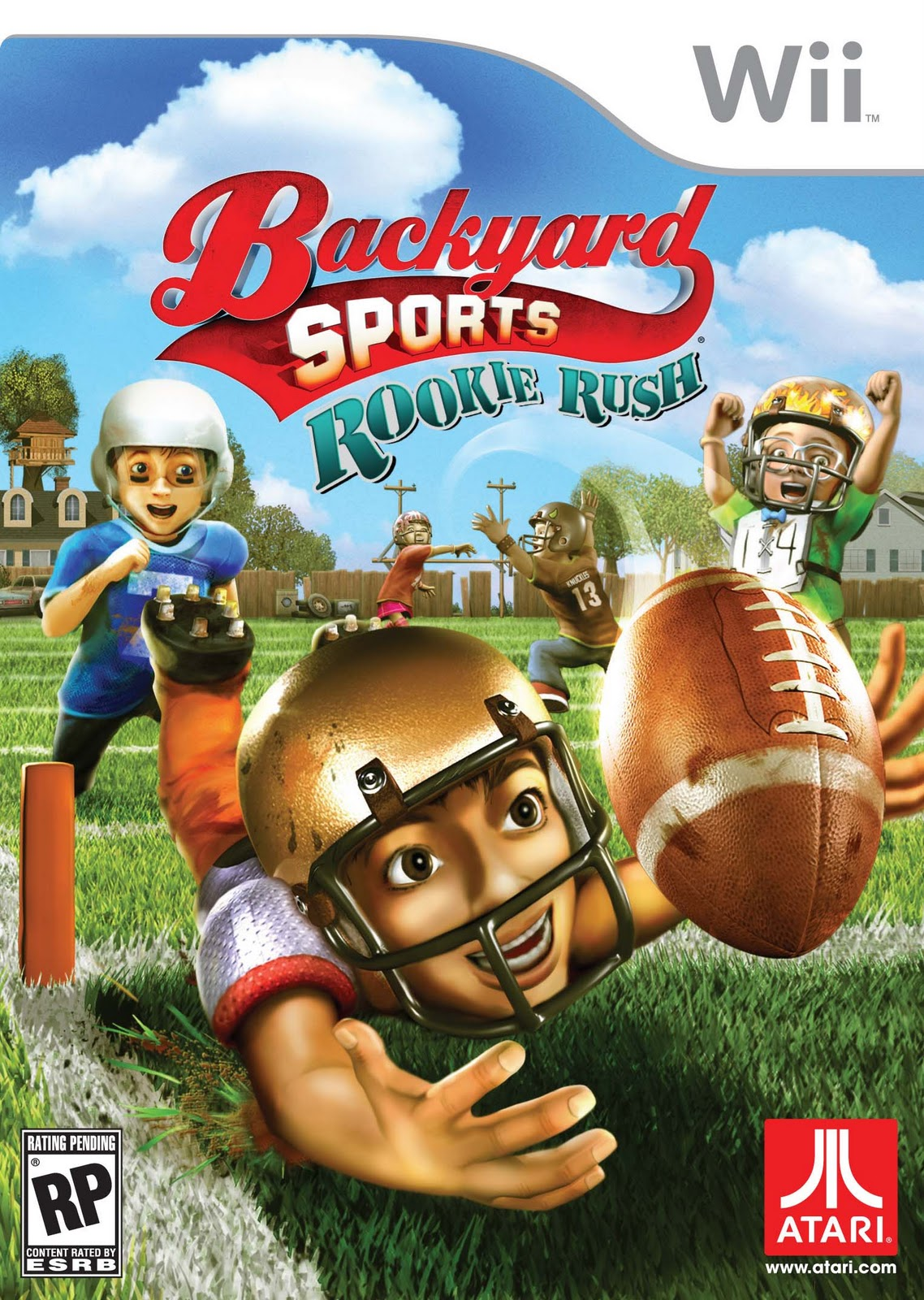 dad of divas 39 reviews game review backyard sports rookie rush