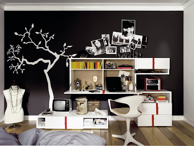 Home Design & Decorating Ideas: Modern Furniture for Cool Youth