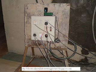 Temporary Electrical Panel Image 2