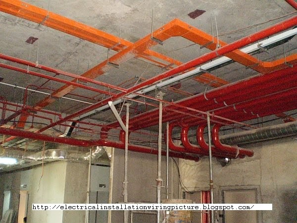 Electrical Conduit And Trunking Image on Electrical Drawings Wiring Diagrams