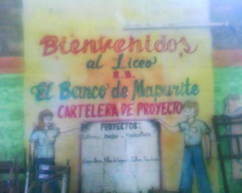 Bienvenidos a L B  Mapurite