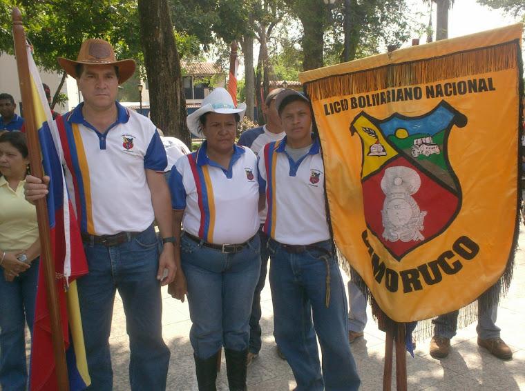 Equipo de Cabalgateros de Camoruquito