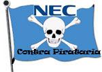 NEC contra pirataria vídeo online