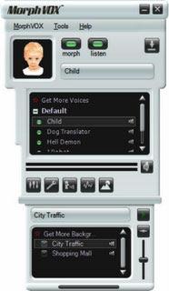 MorphVox Pro modificador de voz