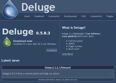 Site Deluge
